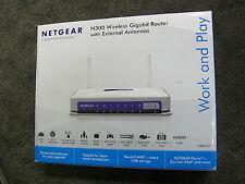 NETGEAR JNR3210 N300 Wireless Gigabit Router w/ External Antennas