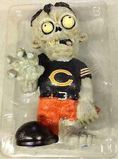 Chicago Bears - ZOMBIE - Decorative Garden Gnome Figure Statue NEW
