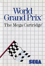 ## SEGA Master System - World Grand Prix / MS Spiel ##