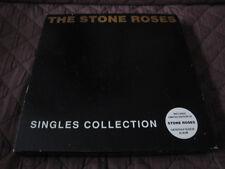 Stone Roses Singles Collection Box 8 12 inch w Double Vinyl LP C86 Primal Scream