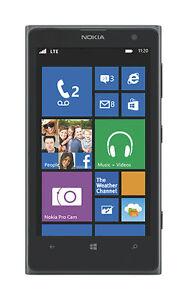 Nokia Lumia 1020 - 32GB - Matte Black (Unlocked) Smartphone