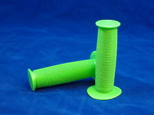 GREEN  MUSHROOM BICYCLE HANDLEBAR GRIPS LOW RIDER BEACH CRUISER GRIPS