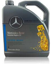 5 Liter Motoröl MB 229.5 5W-40 5W40 Motorenöl Original Mercedes Benz