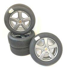 """Set Of New Genuine Porsche 958 Cayenne Sport Classic 19"""" & Pirelli Winter Tyres"""