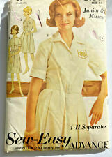 New ListingVintage Advance Sewing Pattern Blouse, Skirt, Belt Size 13 Junior