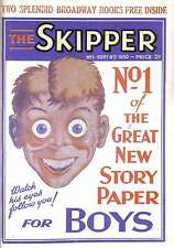 UK COMICS THE SKIPPER COMIC COLLECTION **DOWNLOAD** 1930-1941 & VIEWING SOFTWARE