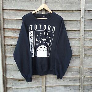Studio Ghibli Totoro My Neighbour Sweatshirt From USA