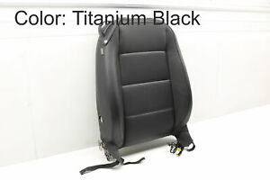 2007-2011 VW EOS - Front Right Upper SEAT Backrest Assembly 1Q0881806BF