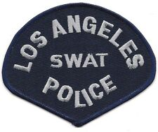 Policía de los angeles los angeles * SWAT * Police top-Patch SEK placa de policia aufbügler EE. UU.