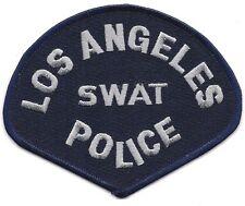 LAPD  Los Angeles *SWAT * Police TOP-Patch SEK Polizei Abzeichen Aufbügler USA