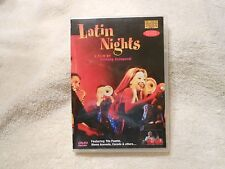 Latin Nights (DVD, 2005) **LIKE NEW** **GENUINE**