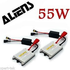 55W XENON HID KIT Replacement Ballast H1 H3 H4 H7 H11 H13 HB3 9006 9007