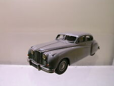 MARQUE ONE MODELS JAGUAR MK.VII MOUS-GREY WHITE-METAL HANDBUILT SCALE 1:43