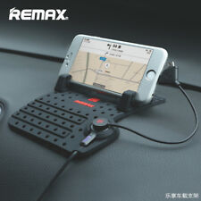 Remax Car Adjustable Bracket Connector Magnetic phone Holder With USB Cable