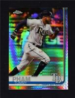 2019 Topps Chrome Prism #45 Tommy Pham
