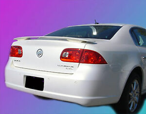 PAINTED BUICK LUCERNE CUSTOM STYLE II SPOILER 2006-2011