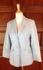 L.L. Bean New Without Tags Women's Blue Unlined Jacket/Blazer Sweater Size 4R