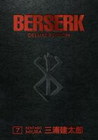 Berserk Deluxe Volume 7 Hardcover Kentaro Miura