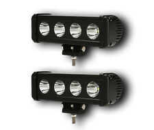 2 x 40W potente 24V 12V LED CREE Spot Light Bar Camion Auto 4X4 SUV ATV OFF ROAD