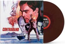 Fabio Frizzi Contraband Soundtrack Limited Brown Splatter Vinyl LP Death Waltz