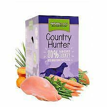 Country Hunter Farm Reared Turkey Dog Pouches - 150g - 204703