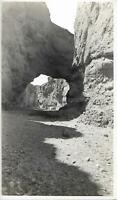 American West Abstract FOUND PHOTO bw FREE SHIPPING Original Snapshot 04 9 ZZ