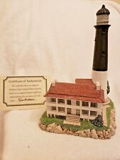 Harbour Lights 150 Pensacola, Fl Lighthouse, Signed, Coa, Box #5539 c.1995