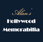 Alan's Hollywood Memorabilia