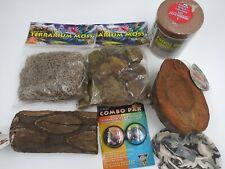 New listing T-Rex Reptile Habitat Starter Kit