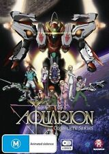AQUARION: COMPLETE SERIES (2004) NEW SEALED 4  DVD  T38