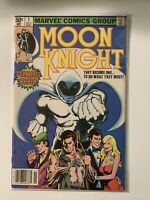 MOON KNIGHT #1 - 9.0 VF/NM Condition - 1st Issue of Series