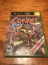 Conker: Live & Reloaded (Microsoft Xbox, 2005) Complete CIB