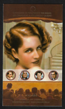 Canada -Booklet of 8 - Canadian in Hollywood: Noma Shearer Cover #2280ii (BK383)