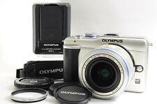 [Excellent+] OLYMPUS PEN Lite E-PL1 12.3MP Digital Camera w/ 14-42mm