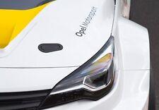 2x Opel Motorsport Logo Aufkleber Set 290mm Länge Corsa Astra Insignia Vectra...