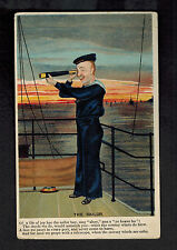 1903 Woodford Green England Postcard Cover Seattle USA Sailor Tpoem Postage Due