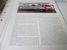 Deutsches Eisenbahn Archiv 13 Loks Wagen 3319b Eurosprinter