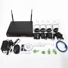 WIFI 720P Wireless NVR Outdoor IR CUT Security IP HD Camera Security CCTV System