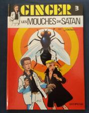 Ginger 3 EO Les Mouches de Satan Jidéhem Dupuis Sophie