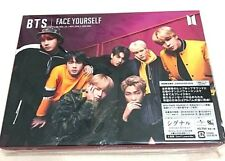 BTS FACE YOURSELF JAPAN ALBUM Type B CD+DVD+Sticker BANGTAN BOYS K-POP LIMITED
