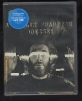 A Hollis Frampton Odyssey (Blu-ray Disc, 2012, Criterion Collection) NEW