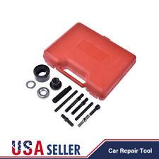 Pulley Puller & Installer 13pc Kit Power Steering Pump Remover Alternator Tool
