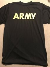 Mens Military Army Shirt Small S