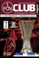 EC III 2007/08 1. FC Nürnberg - Rapid Bukarest, 20.09.2007