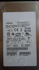 Hitachi 0B22132 300-GB 3G 15K RPM 3.5-inches SAS Hard Disk Drive