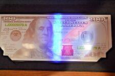 2017 $100 Five-Gram Silver Franklin Currency Strike -Struck in 99.9% Fine Silver