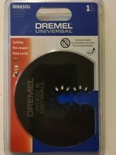Dremel Multi Max 295 In Oscillating Tool Universal Wood And Drywall Saw Blade