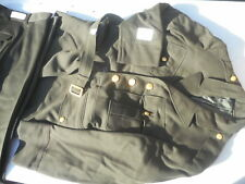 Korean War M-1944 Officers Tunic & Pants / Trousers Dated 1950 Size 34 S New