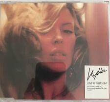 KYLIE MINOGUE : LOVE AT FIRST SIGHT [ MIXES BY SCUMFROG ANS RUFF ] - [ CD MAXI ]