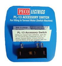 PECO LECTRICS PL13 ACCESSORY SWITCH X2 PACKS PEPL13B
